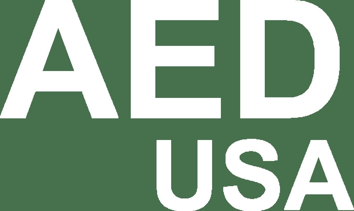 AED USA Logo