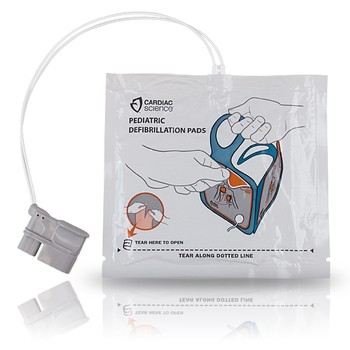 Cardiac Science G5 AED Pedi Pads Product Photo