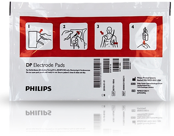 Philips FR2 AED Pads Adult Product Photo