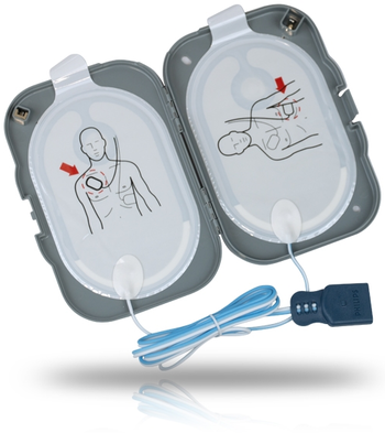 Philips FRx AED Pads Adult Product Photo