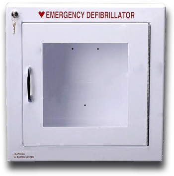 AED Wall Cabinet Compact, Surface Mount Product Photo