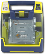 Cardiac Science G3 AED Fully Automatic