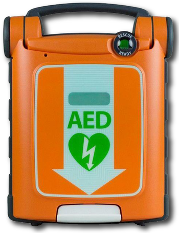 Cardiac Science G5 AED Fully Automatic Product Photo