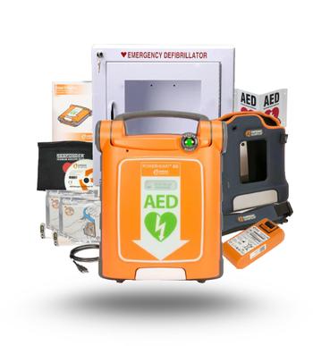 Cardiac Science g5 Powerheart Package