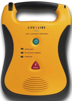 Defibtech Lifeline AED Semi Automatic