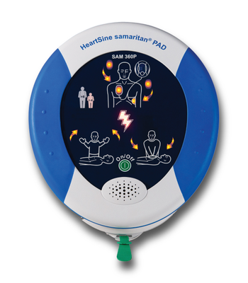 HeartSine Samaritan 360P AED Product Photo