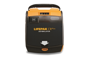 Physio Control LIFEPAK CR Plus AED Fully Automatic Product Photo