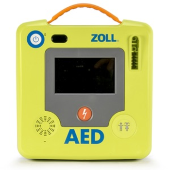 ZOLL AED 3 Fully Automatic Product Photo
