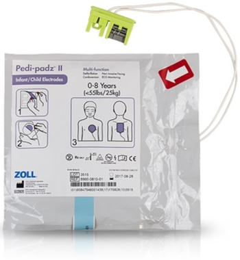 ZOLL Pedi•Padz II Product Photo