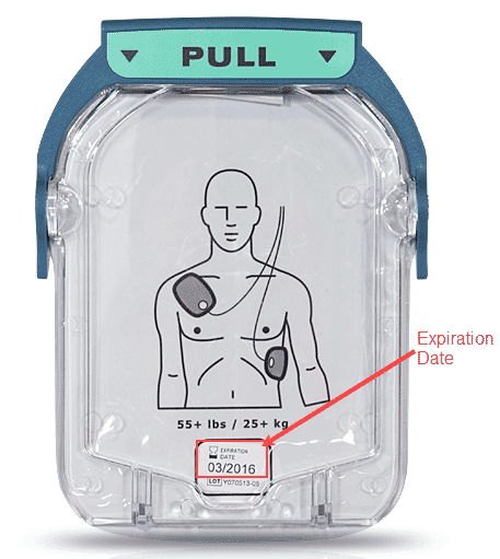 what is the lifespan of a defibrillator