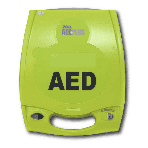 Zoll AED Plus Semi Automatic Product Photo
