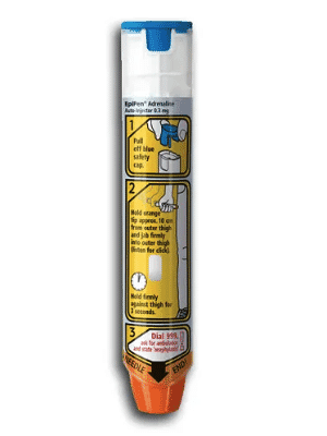 Epinephrine Auto-Injector Adult 0.3mg Product Photo