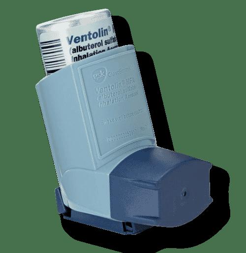 Ventolin HFA Product Photo